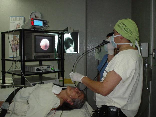 бронхоскопия как делают