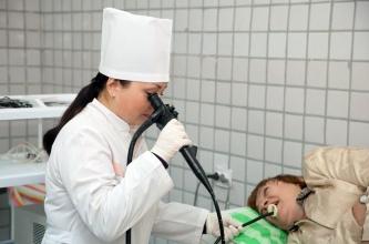 Рак желудка у женщин - диагностика