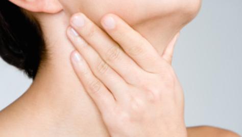 Рак горла начальная стадия