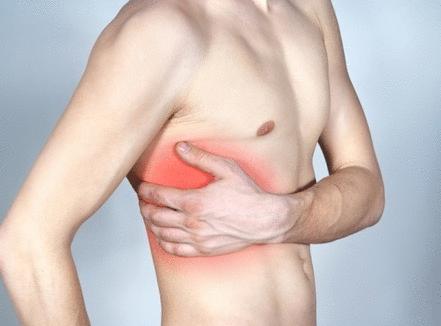 Рак ребер: фото и описание