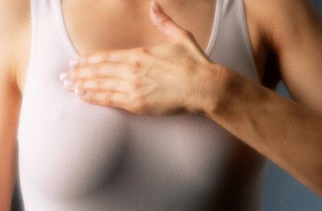 Рак молочной железы: симптомы, фото