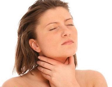 Симптомы рака горла у женщин фото