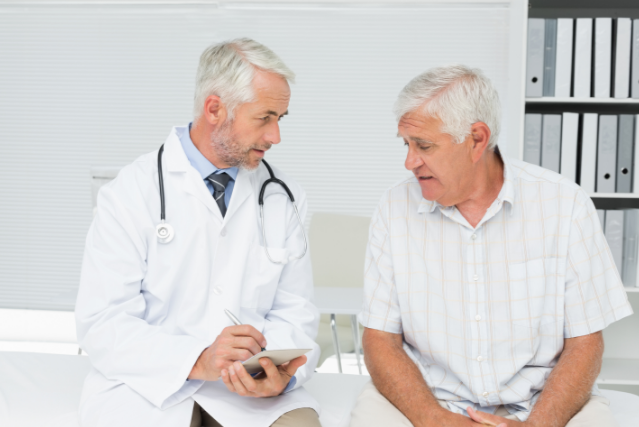 Рак простаты у мужчин симптомы лечение 4 степени что нужно сделать