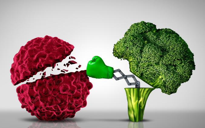 Правильное питание при опухоли. Полезные и опасные продукты при опухоли