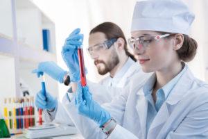 Лабораторные анализы крови - диагностика рака легких в Израиле