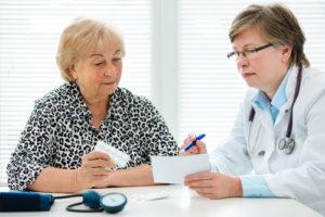 Диагностика рака средостения