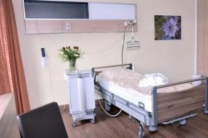 Структура больницы
