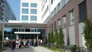 Клиника Асклепиос в Гамбурге